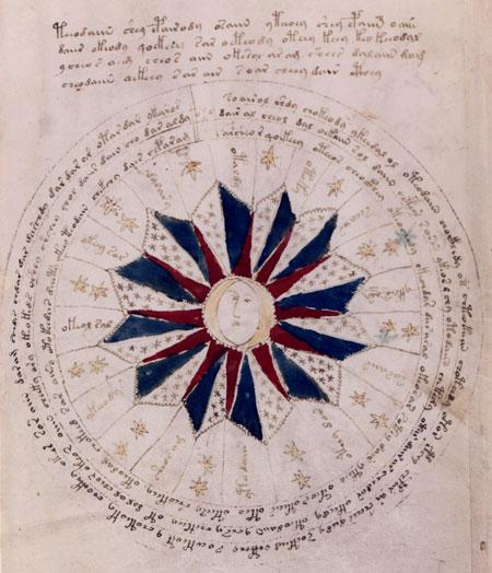 Le mystérieux manuscrit de Voynich