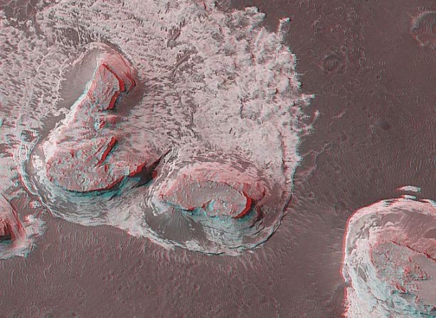 Mars en 3D: Terra Meridiani