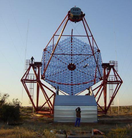 Le télescope à rayons gamma HESS