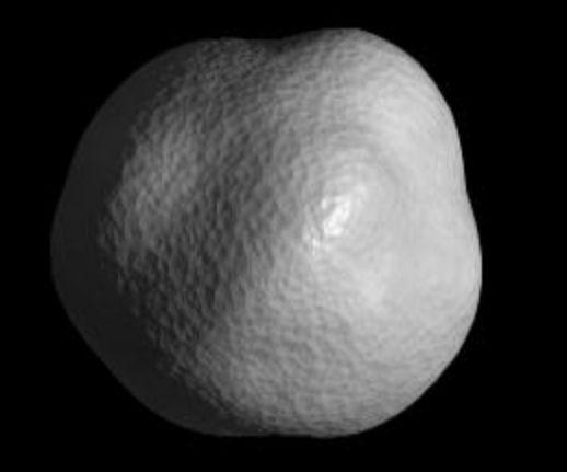 L\'astéroïde 1998KY26