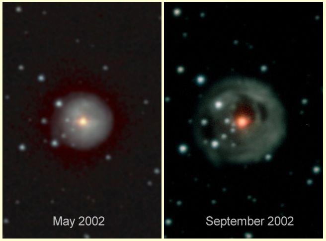 V838, l\'étoile mystérieuse
