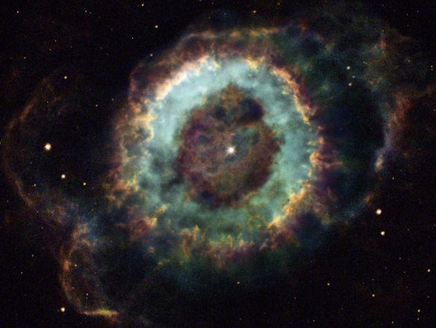 NGC6369: la Nébuleuse du Petit Fantôme