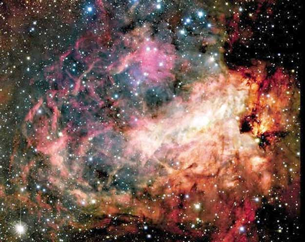 M17: L\'usine à étoiles de la Nébuleuse Oméga
