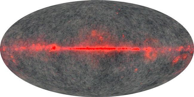 L\'âge de l\'Univers à partir de son fond cosmologique en micro-ondes