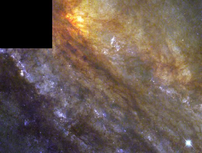 NGC253: La Galaxie du Sculpteur