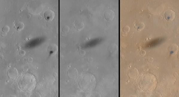 L\'ombre de Phobos