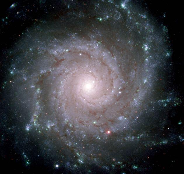 M74: la spirale parfaite
