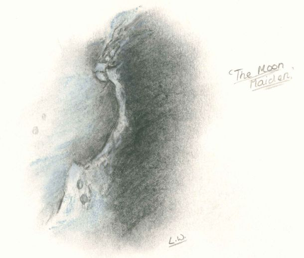 La Demoiselle de la Lune