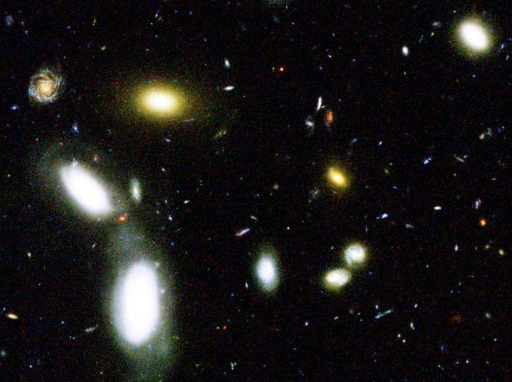 Les galaxies de GOODS