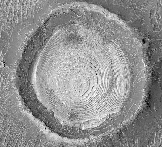 Mars sédimentaire