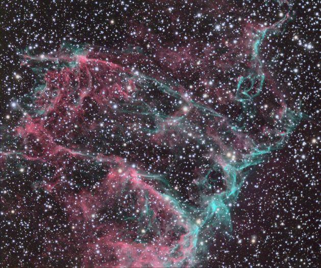 IC1340 à l\'est des Voiles