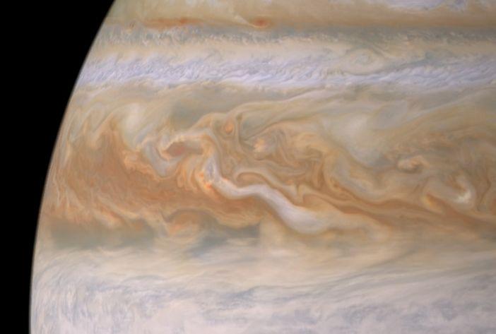 Portrait de Jupiter
