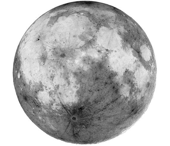 Pleine Lune sombre