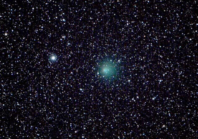 La Comète Encke revient