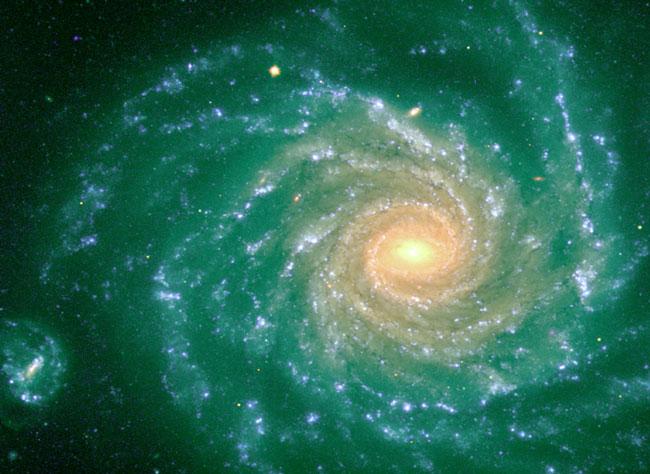 La galaxie spirale NGC1232