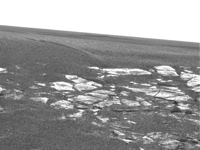 Opportunity sur Mars