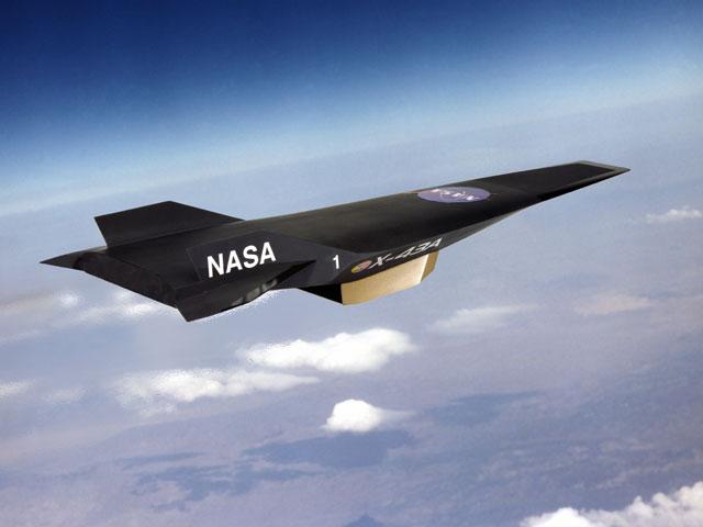 Le statoréacteur X-43A de la NASA établit un record de vitesse dans l\'atmosphère