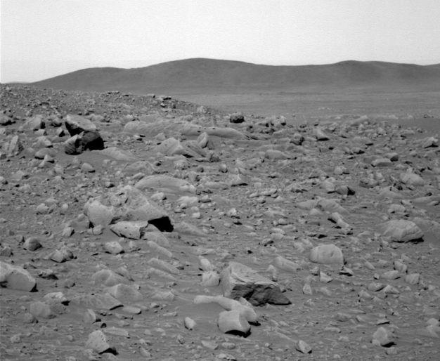 Les poissons d'avril prospèrent sur Mars