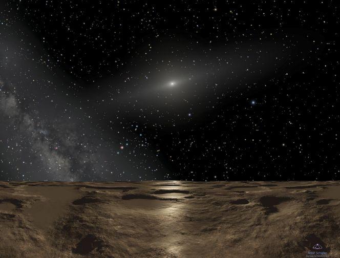 Midi sur Sedna