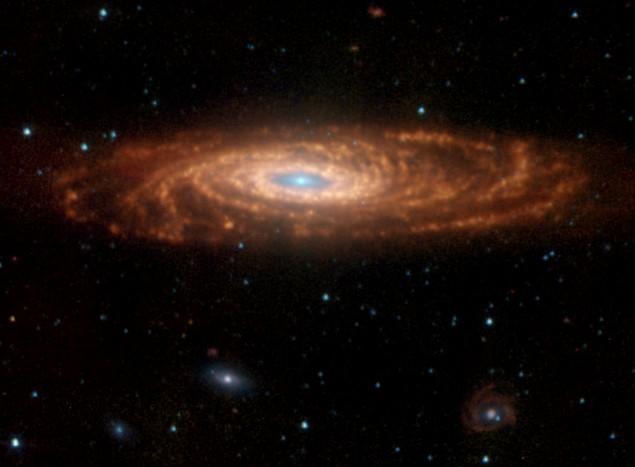 NGC7331: une galaxie comme la notre