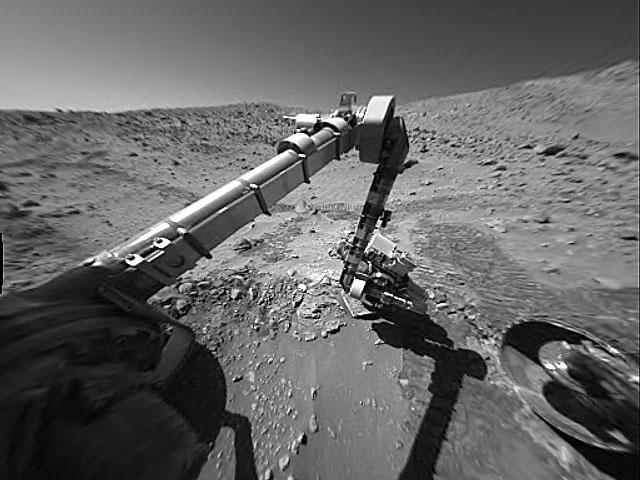 A l\'attaque de Mars