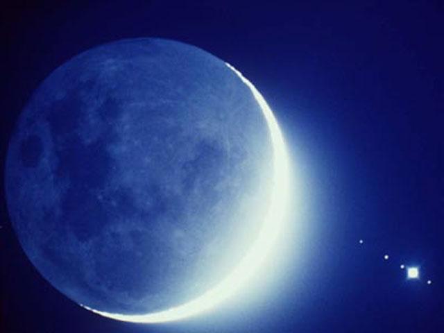 Ce soir: Lune Bleue
