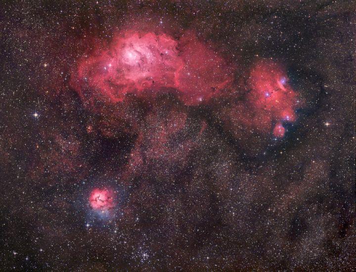 Triplet du Sagittaire
