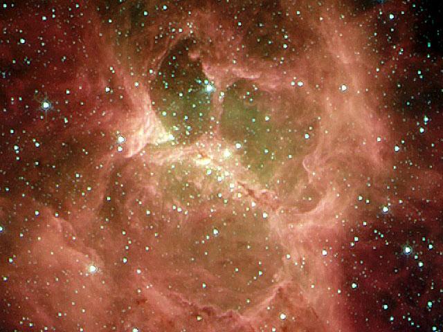 DR 6, région de formation d\'étoiles