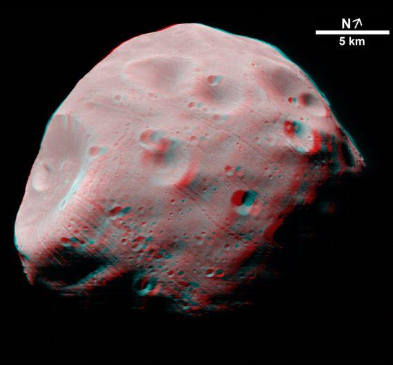 Phobos en stéréo