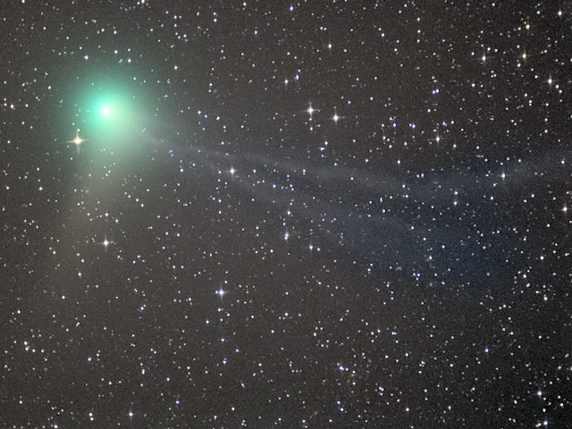 La Comète Machholz très attendue
