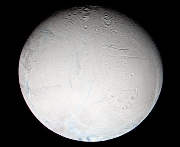 Ski sur Encelade