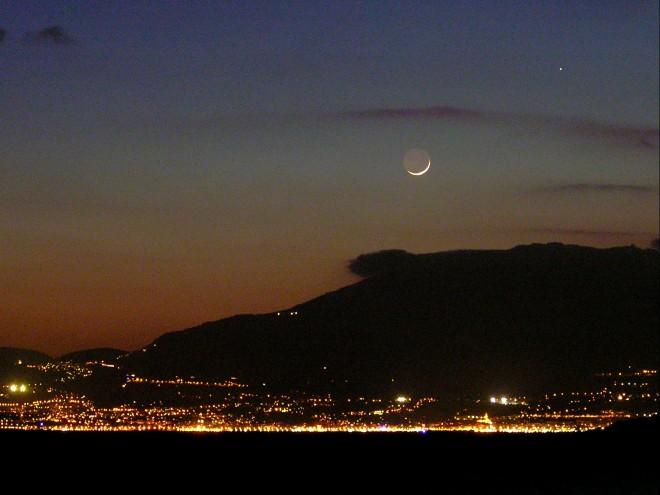 Lune, Mercure et Monaco