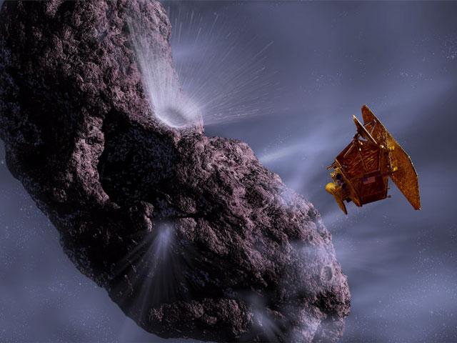 La sonde Deep Impact fonce vers la comète