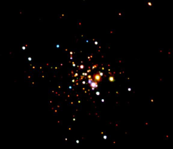 Les étoiles X de 47 Tuc