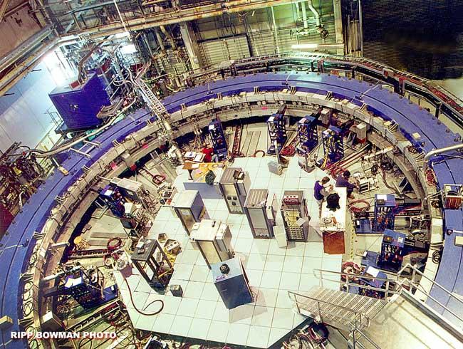 L\'oscillation du muon, une possible porte pour l\'Univers supersymétrique