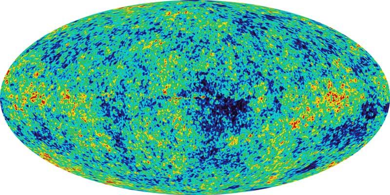 WMAP résout l\'Univers
