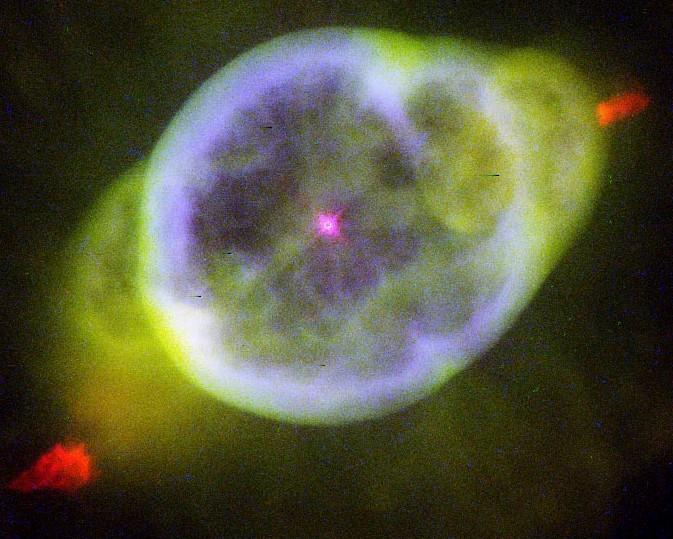 NGC3242: le fantôme de Jupiter