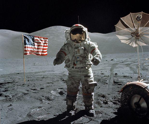 Apollo 17: les derniers hommes sur la Lune