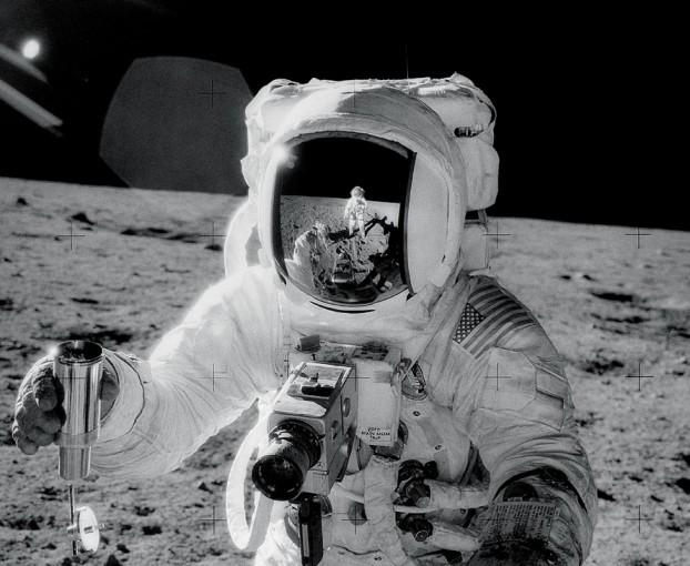 Apollo 12 : autoportrait