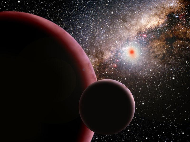 Super-Terres autour d\'autres étoiles