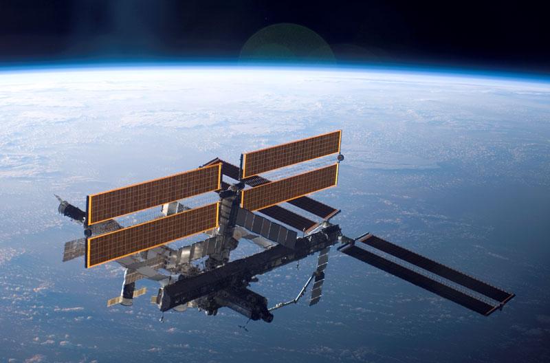 La Station Spatiale Internationale prend de l\'ampleur