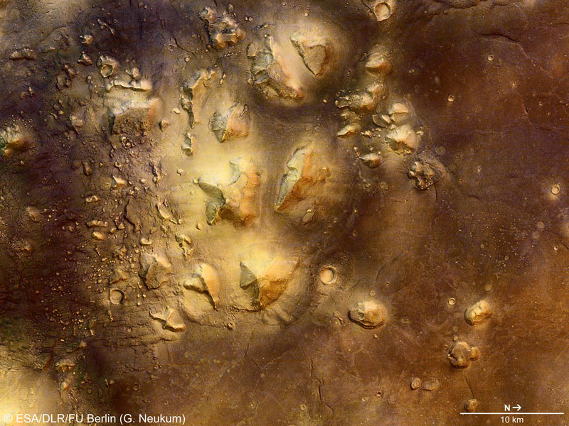 Mars Express, retour à Cydonia