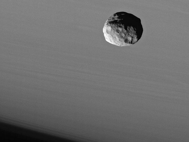 Janus, la lune patatoïde de Saturne