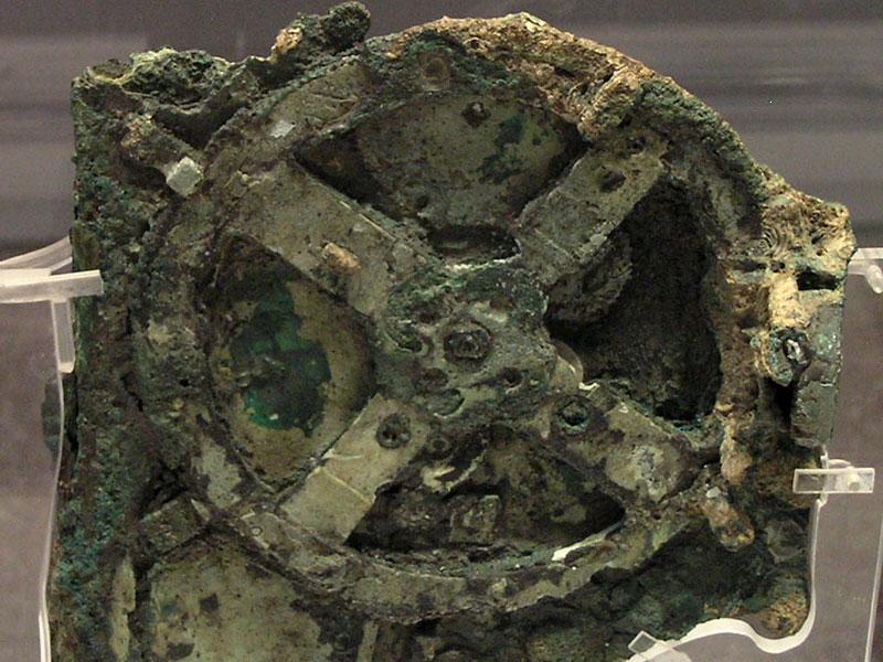 Le mécanisme d\'Antikythera