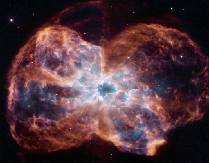 La nébuleuse planétaire NGC 2440