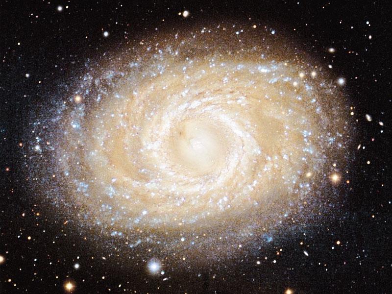 La Galaxie Spirale Barrée M95