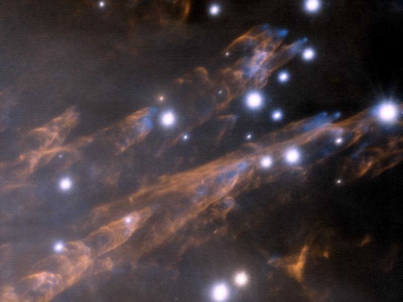 Projectiles dans Orion
