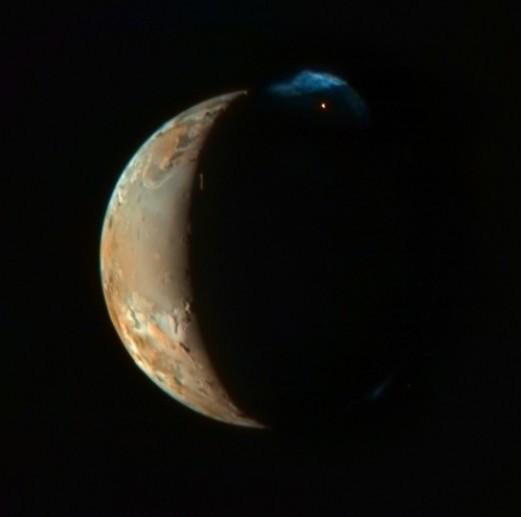 Nouveaux horizons sur Io