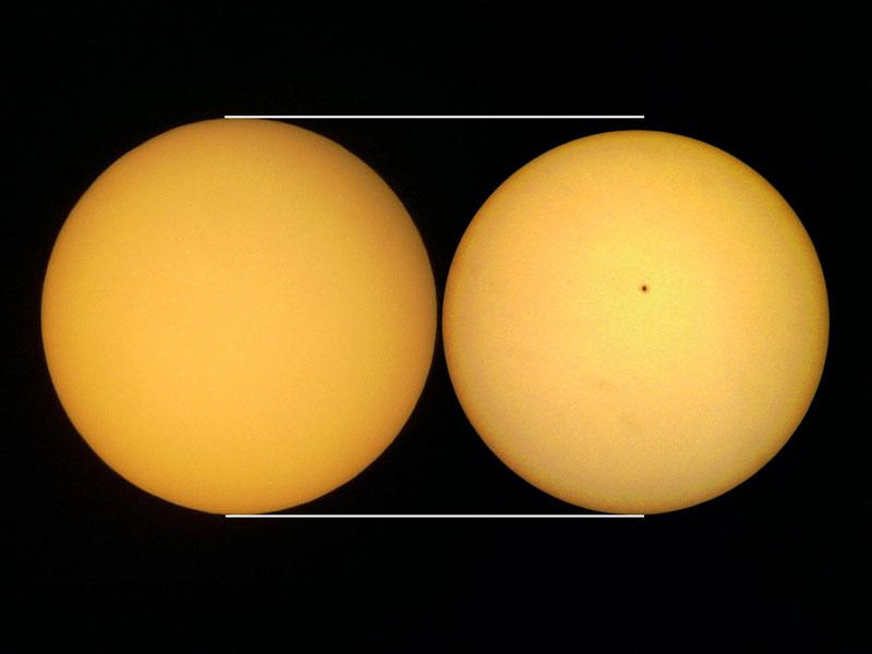 Le Soleil le plus lointain n\'est pas celui qu\'on croit