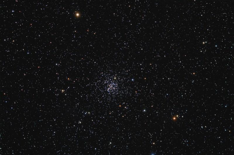 L\'amas stellaire Messier 67